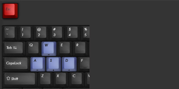 mechanical keyboard screenshot